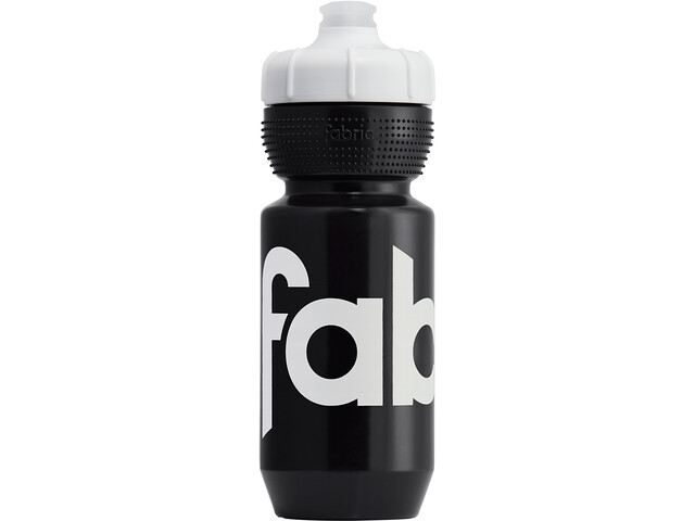 Fabric Gripper Isulated Bottle 550ml black/white